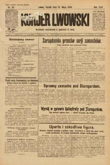 Kurjer Lwowski. 1925, nr111