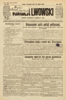 Kurjer Lwowski. 1925, nr116