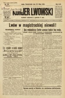 Kurjer Lwowski. 1925, nr119