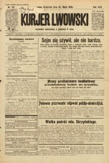 Kurjer Lwowski. 1925, nr121
