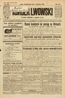 Kurjer Lwowski. 1925, nr125