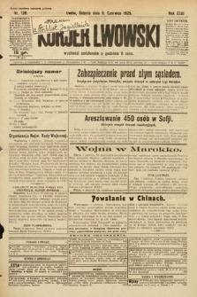 Kurjer Lwowski. 1925, nr128