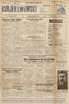 Kurjer Lwowski. 1925, nr147