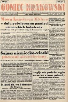 Goniec Krakowski. 1940, nr58