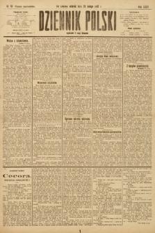 Dziennik Polski (wydanie popołudniowe). 1902, nr92