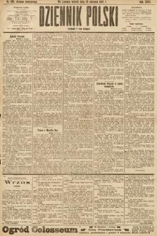 Dziennik Polski (wydanie popołudniowe). 1902, nr396