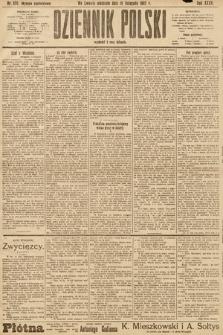 Dziennik Polski (wydanie popołudniowe). 1902, nr535