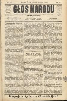 Głos Narodu. 1898, nr199