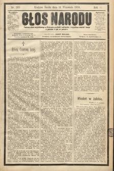 Głos Narodu. 1898, nr209