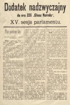Głos Narodu. 1898, nr226