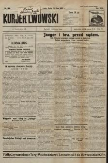 Kurjer Lwowski. 1925, nr163