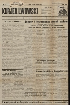 Kurjer Lwowski. 1925, nr171