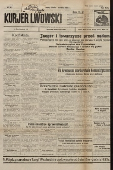 Kurjer Lwowski. 1925, nr178