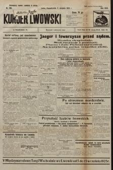 Kurjer Lwowski. 1925, nr180