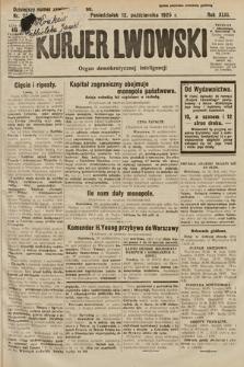 Kurjer Lwowski : organ demokratycznej inteligencji. 1925, nr239