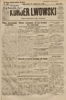 Kurjer Lwowski. 1925, nr240