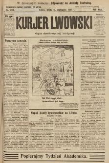 Kurjer Lwowski : organ demokratycznej inteligencji. 1925, nr264