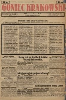 Goniec Krakowski. 1943, nr152