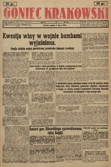 Goniec Krakowski. 1943, nr157