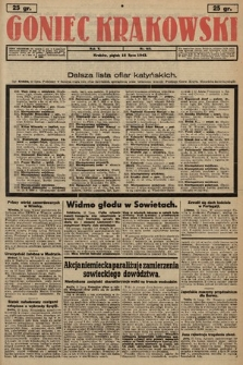 Goniec Krakowski. 1943, nr163