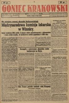 Goniec Krakowski. 1943, nr167