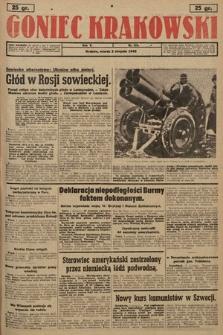 Goniec Krakowski. 1943, nr178