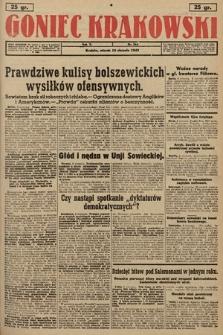 Goniec Krakowski. 1943, nr184