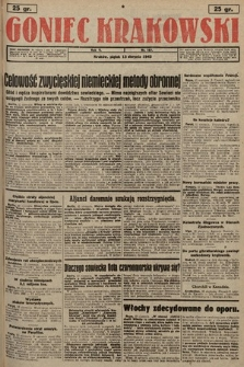 Goniec Krakowski. 1943, nr187