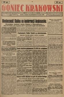 Goniec Krakowski. 1943, nr189