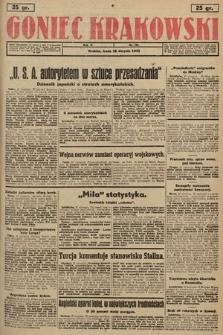 Goniec Krakowski. 1943, nr191