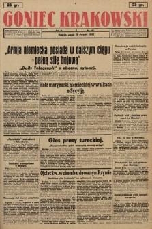 Goniec Krakowski. 1943, nr193