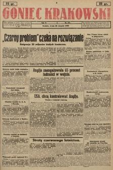 Goniec Krakowski. 1943, nr197