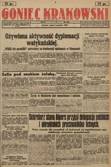 Goniec Krakowski. 1943, nr203