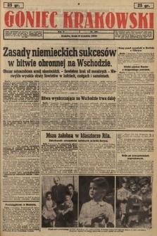 Goniec Krakowski. 1943, nr209