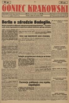 Goniec Krakowski. 1943, nr212