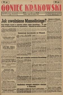 Goniec Krakowski. 1943, nr215