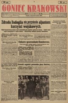 Goniec Krakowski. 1943, nr221