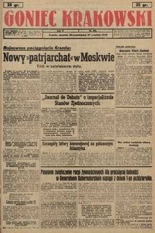 Goniec Krakowski. 1943, nr225