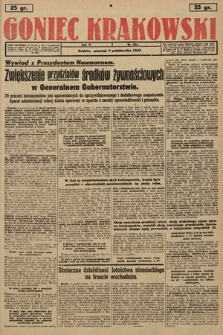 Goniec Krakowski. 1943, nr234