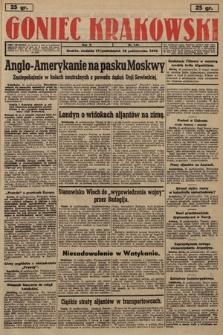 Goniec Krakowski. 1943, nr243