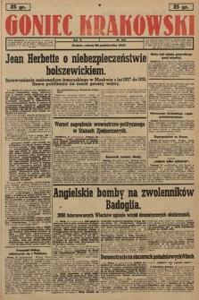 Goniec Krakowski. 1943, nr248