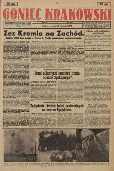Goniec Krakowski. 1943, nr269