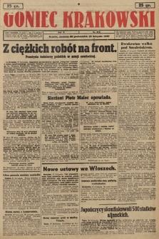 Goniec Krakowski. 1943, nr278