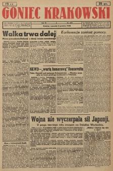 Goniec Krakowski. 1943, nr287