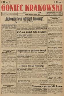 Goniec Krakowski. 1943, nr289