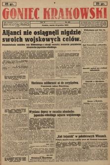 Goniec Krakowski. 1943, nr291