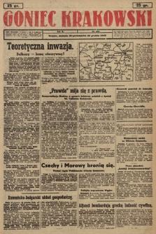 Goniec Krakowski. 1943, nr296
