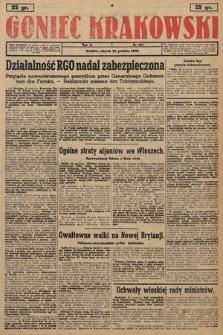 Goniec Krakowski. 1943, nr297