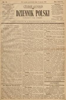 Dziennik Polski (wydanie poranne). 1904, nr16