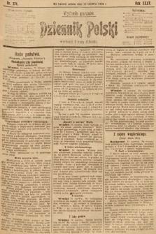 Dziennik Polski (wydanie poranne). 1902, nr274